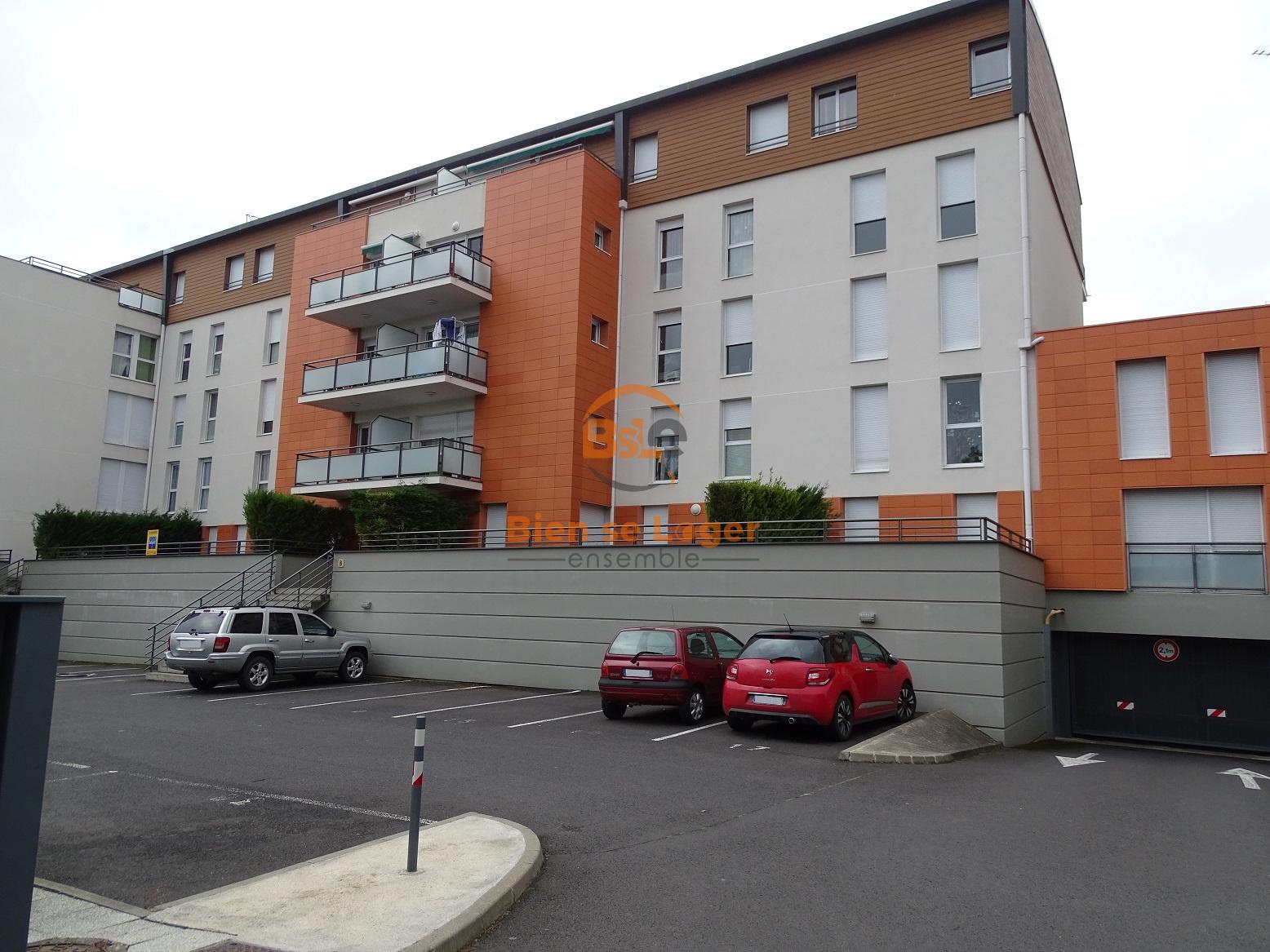 Vente appartement cournon d 39 auvergne 63800 sur le partenaire - Garage cournon d auvergne ...